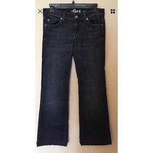 7 for all Mankind Dojo jeans in size 28 Denim